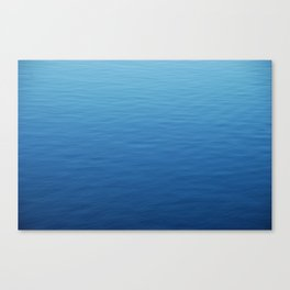 Where did all the waves go? Canvas Print