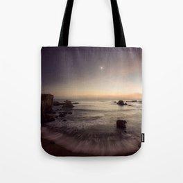 Venus Jupiter Conjunction 2008 Tote Bag