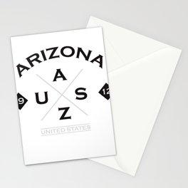 Arizona USA America Stationery Cards
