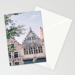 The Netherlands 0003: Houses in Hulst Stationery Cards