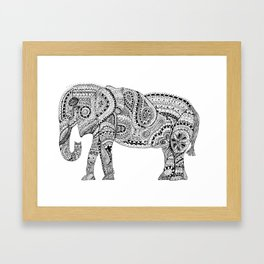 Elephantasy Framed Art Print