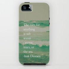 Salt Water Cure Tough Case iPhone (5, 5s)