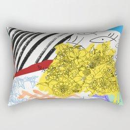 Sunday MiX Rectangular Pillow