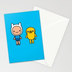 #48 Jake and Finn Stationery Cards