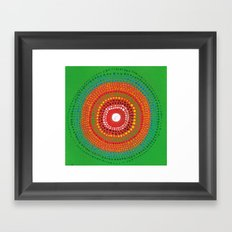 Dotto 15 Framed Art Print