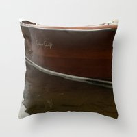 chris evans Throw Pillows featuring Chris by I am mof