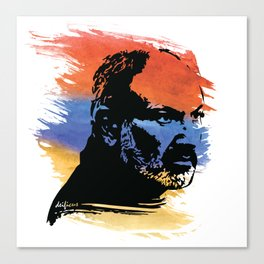 Nikol Pashinyan - Armenia Hayastan Canvas Print