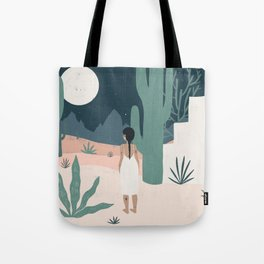 sonoran siren Tote Bag