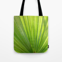Fan of Nature Tote Bag