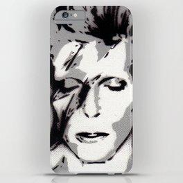 Ziggy Stencil iPhone Case