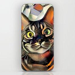 Hooman Spoil Me! iPhone Skin