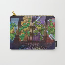 Mutant Ninja Turtle Teenagers Carry-All Pouch