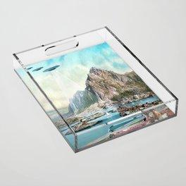 Mass Sighting Acrylic Tray