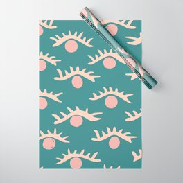 Evil Eye no.01 Wrapping Paper