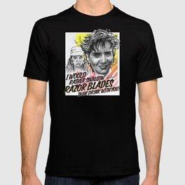 RAZOR BLADES T-shirt