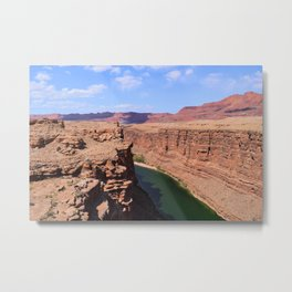 Colorado River Metal Print