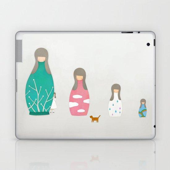 Matryoshka Laptop & iPad Skin