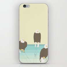 Bald Eagles iPhone & iPod Skin