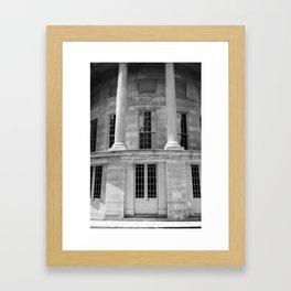 Merchants' Exchange of Philadelphia Framed Art Print