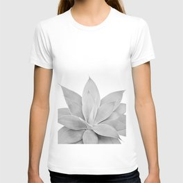 Gray Agave #1 #tropical #decor #art #society6 T-shirt