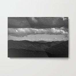 Horizon's Layers Metal Print
