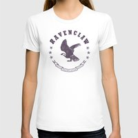ravenclaw T-shirts featuring Ravenclaw House by Shelby Ticsay