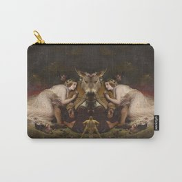 Grotesque Symmetry 4 Carry-All Pouch
