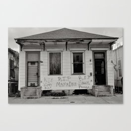 RIP Mama Dee - New Orleans, Louisiana Canvas Print