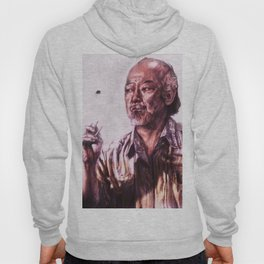 Mr. Miyagi from Karate Kid Hoody