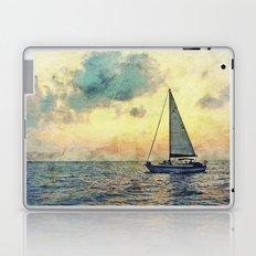 Sailing Along Laptop & iPad Skin
