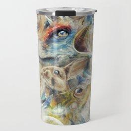 Heroes of Lylat Starfox Inspired Classy Geek Painting Travel Mug