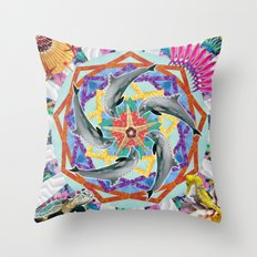 ▲ CHASCHUNKA ▲ Throw Pillow