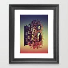 Dawning Framed Art Print