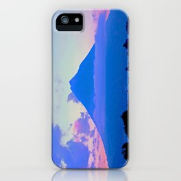 Volcano - Antigua, Guatemala iPhone Case