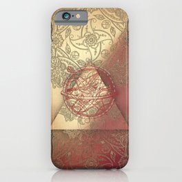 By Eternal Time iPhone Case