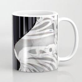 Hello! Dual Side Silhouette   Coffee Mug