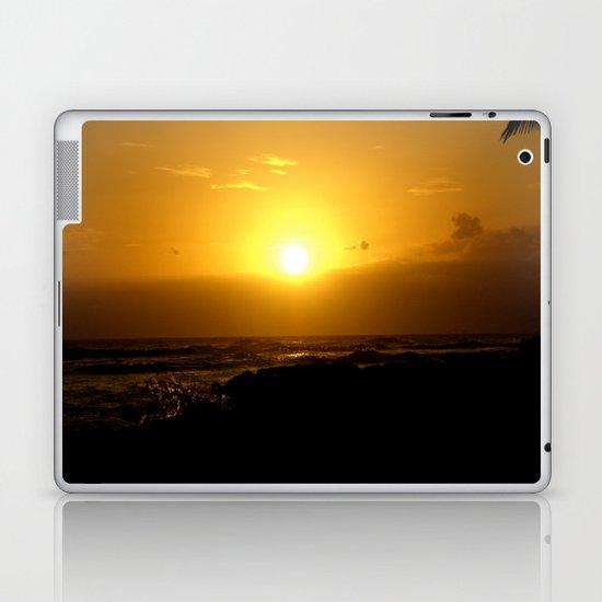 Hawaii Sunset Series A Laptop & iPad Skin