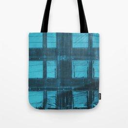 Somewhere behind a window Tote Bag