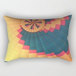 Float in Color Rectangular Pillow