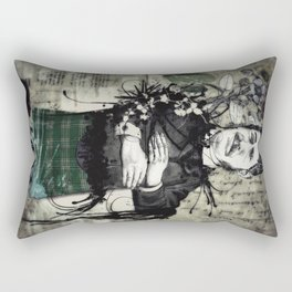 Scottish Rectangular Pillow