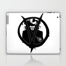 V for Vendetta3 Laptop & iPad Skin