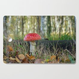Fly Agaric Cutting Board