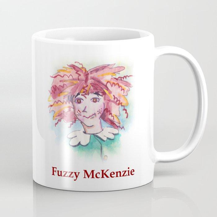 Fuzzy McKenzie Coffee Mug