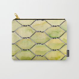 Chicken Wire Carry-All Pouch