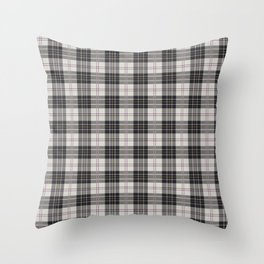 MacPherson Ancient Dress Tartan Throw Pillow