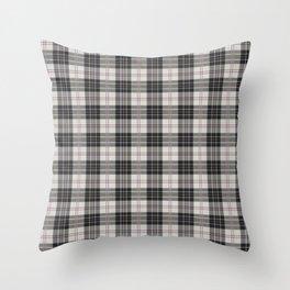 MacPherson Ancient Dress Tartan Throw Pillow