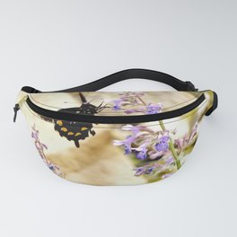 Pipevine Swallowtail Butterfly Fanny Pack