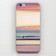 Pastel Horizons iPhone & iPod Skin