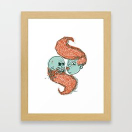 wella Framed Art Print