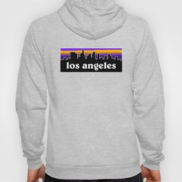 Los Angeles Cityscape Hoody